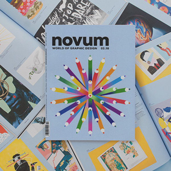 novum – World of Graphic Design, 2018